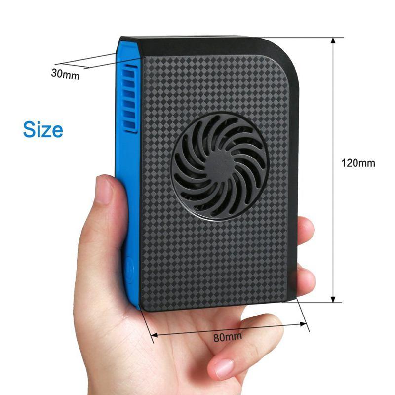 Ventilador-Personal-Pequeno-Con-6000-Mah-De-Potencia-Portatil-De-V6G1 miniatura 14