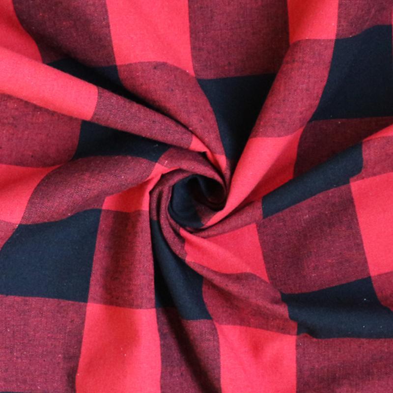 Camisas-de-cuadros-de-mujer-Blusas-de-manga-larga-otono-primavera-Tunica-ca-Y7L8 miniatura 15