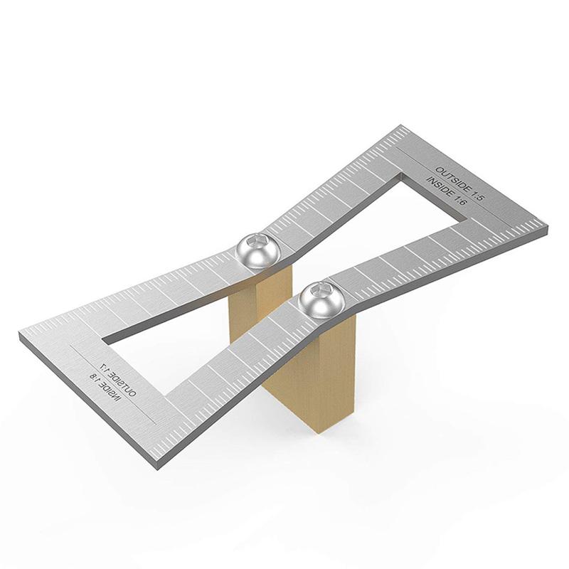 8X(Schwalbenschwanzmarkierer, Handgeschliffene Holzgelenke Schwalbenschwanz-F J7 | Verrückter Preis, Birmingham  | Zahlreiche In Vielfalt  | Bekannt für seine gute Qualität