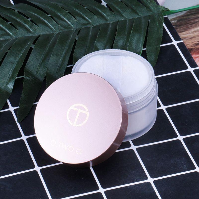 1X-O-TWO-O-Poudre-libre-matte-lisse-Poudre-de-finition-transparente-de-maqu-T4E8 miniature 10