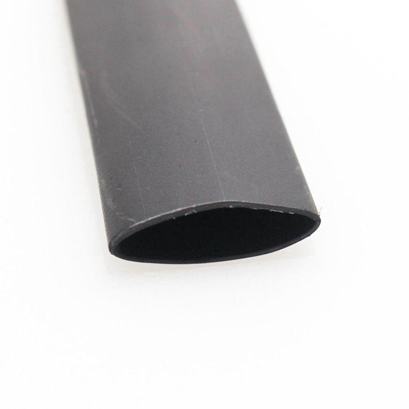 ACAMPTAR Tube thermoretractable noir Enveloppe de tube de gaine thermoretractable pour cable//fil electrique de voiture 2M 3MM