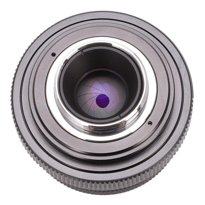 NEWYI-Mini-35mm-F1-6-APS-C-Television-TV-objectif-Objectif-CCTV-Pour-16mm-V1K9 miniature 6