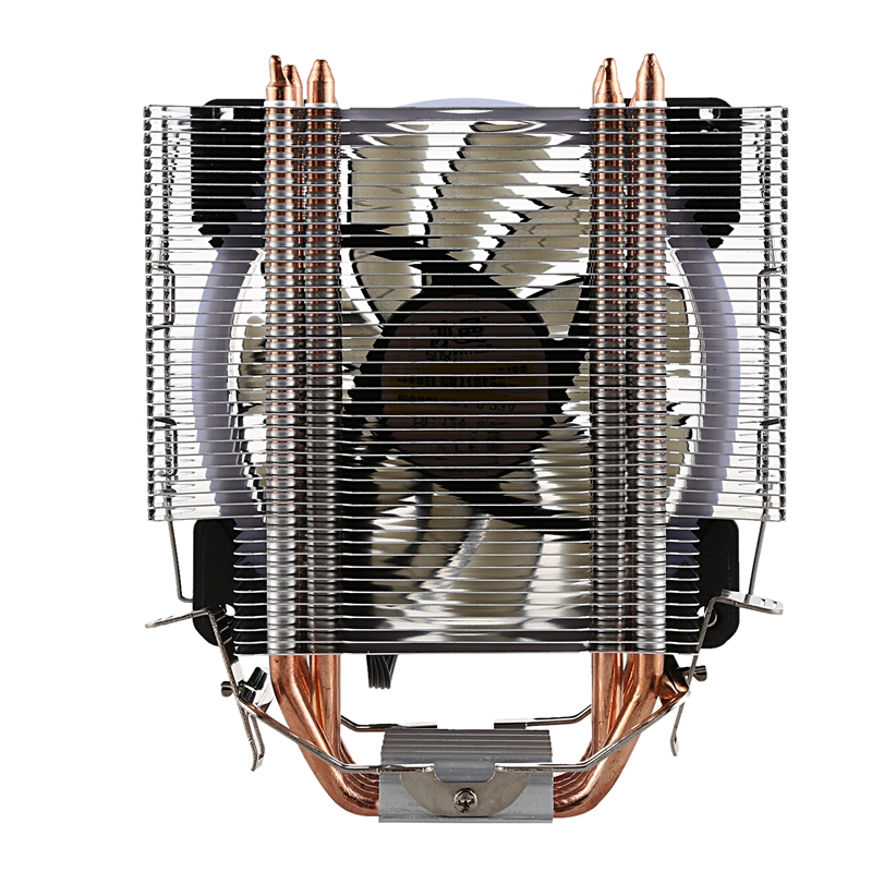 Details about SNOWMAN LED CPU Cooler Master 5 Direct Contact Heatpipes  freeze Tower Cooli O4X8