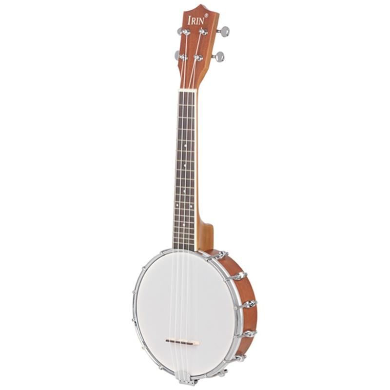 irin 23 inch sapele nylon 4 strings concert banjo uke ukulele bass guitar g k6a2 192948290978 ebay. Black Bedroom Furniture Sets. Home Design Ideas