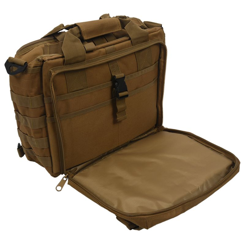 Pro-Multifunction-Mens-Military-Outdoor-Nylon-Shoulder-Messenger-Bag-HandJ7L4 thumbnail 7