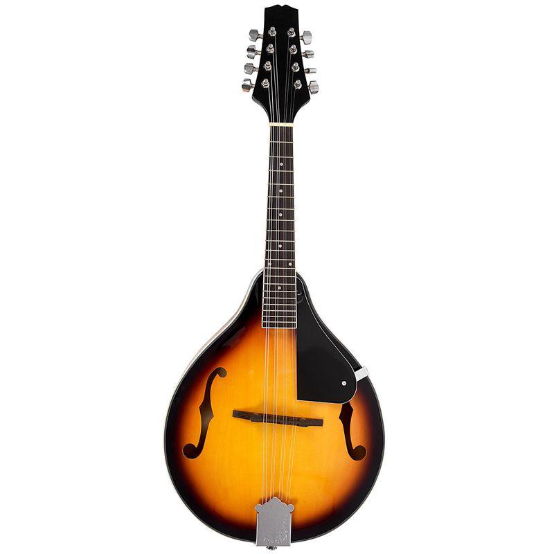 3X(IRIN A-Style Mandolin Solburst Q5Y2)