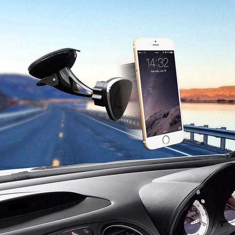 magnetische halterung auto windschutzscheibe dashboard. Black Bedroom Furniture Sets. Home Design Ideas