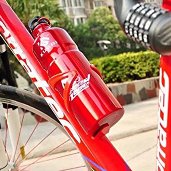 Aluminum Alloy Bike Bicycle Cycling Drink Water Bottle Holder Bracket Rack O9Y0