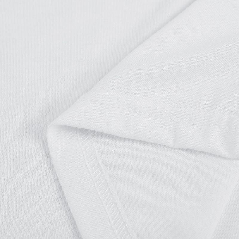 Camiseta-De-Manga-Corta-A-Rayas-Para-Mujer-Chaqueta-Informal-X1L9 miniatura 8