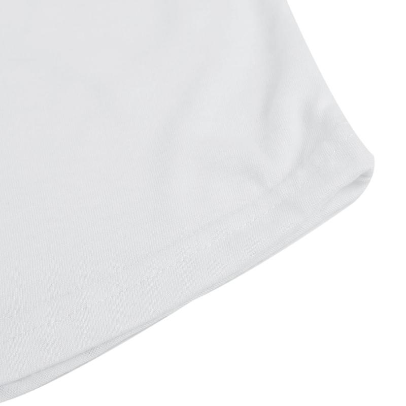 Camiseta-De-Manga-Corta-A-Rayas-Para-Mujer-Chaqueta-Informal-X1L9 miniatura 11