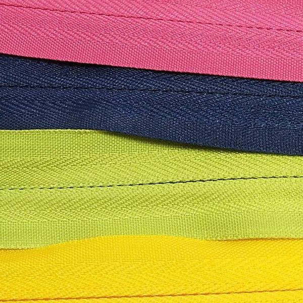 Fermetures eclair en Nylon en vrac pour tailleur couture artisanat 20 coul B7O2