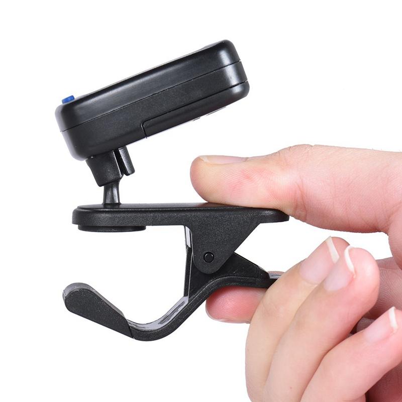 SWIFF-A9-Clip-On-Clamp-Mixer-Automatische-Digitale-Elektronische-Krone-Tune-Y7X8 Indexbild 2