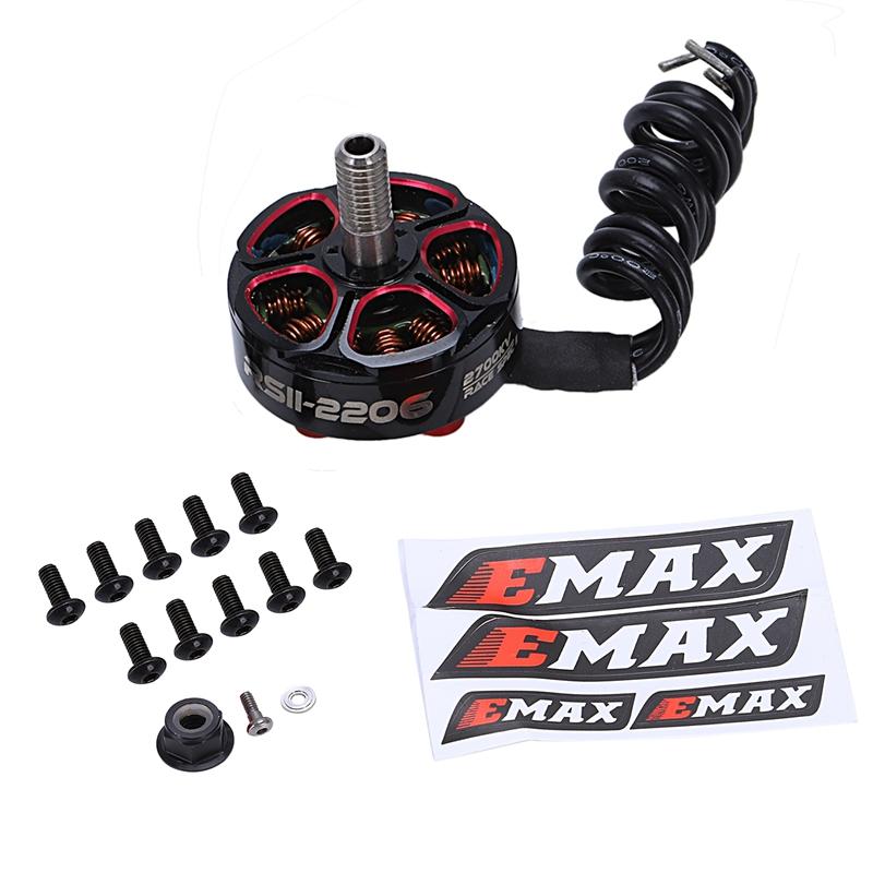 4x (EMAX RSII 2206 2700kv MOTORE CW per FPV FPV FPV RACER Quadcopter QUADROCOPTER RC h2) 92ba52