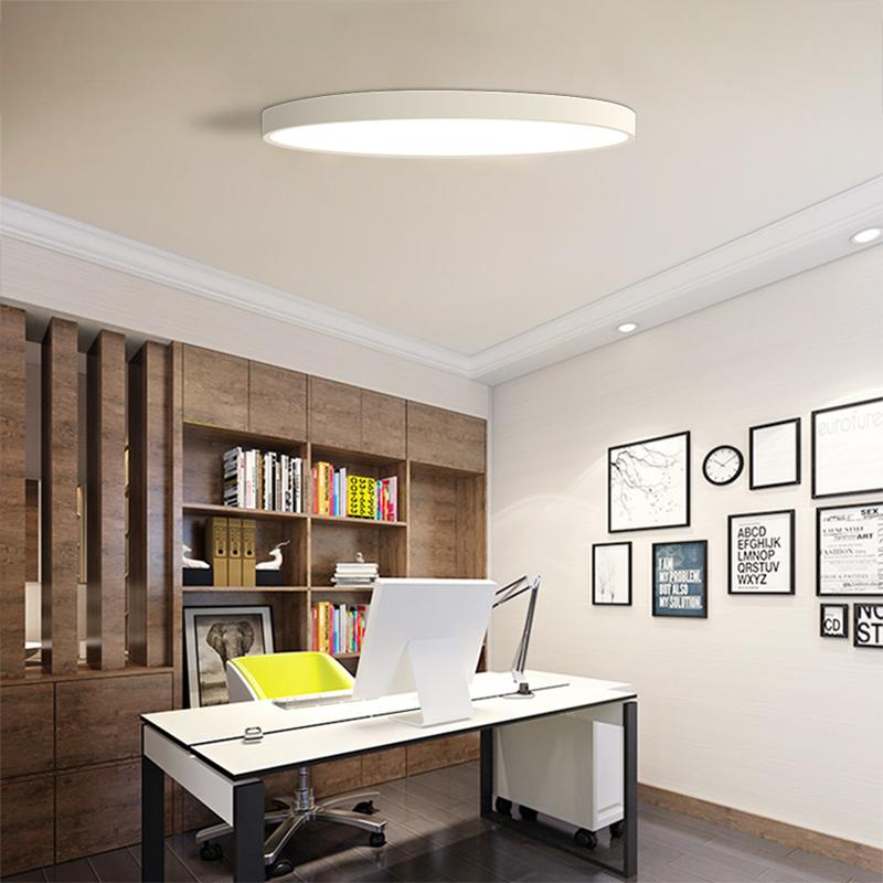 1X(Ultradünne Led-Deckenbeleuchtung Deckenleuchten Für Wohnzimmer ...