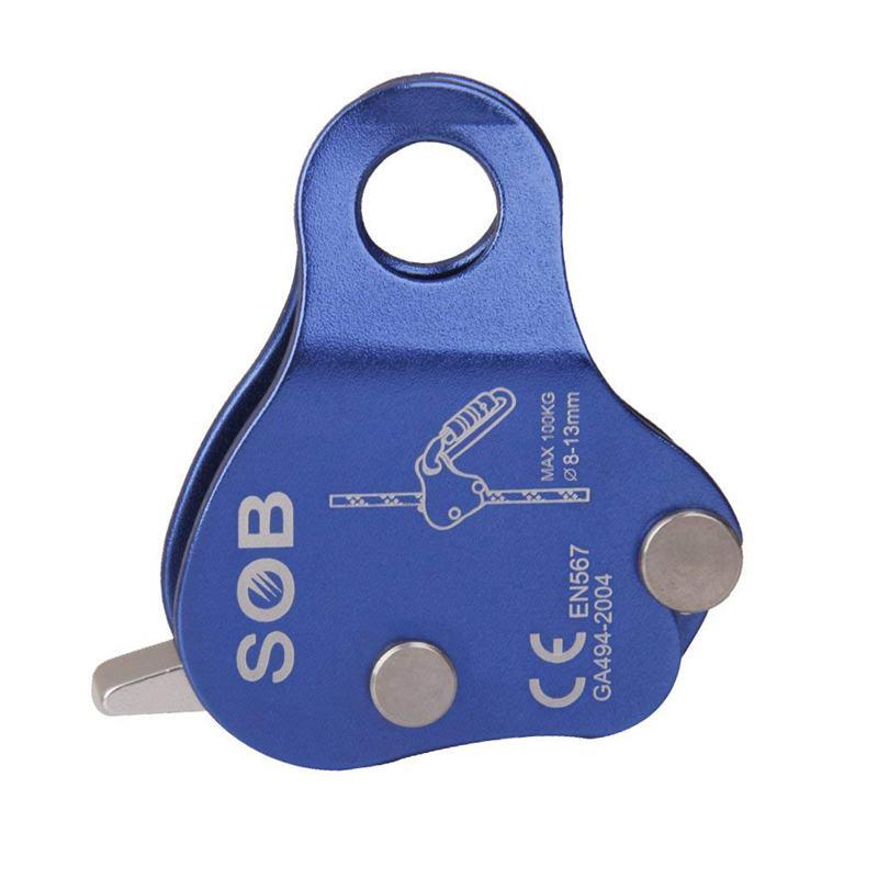 3X(Aluminium Kletterseilblocker Für Klettern Im Freien J3H1) J3H1) J3H1) 1f8696