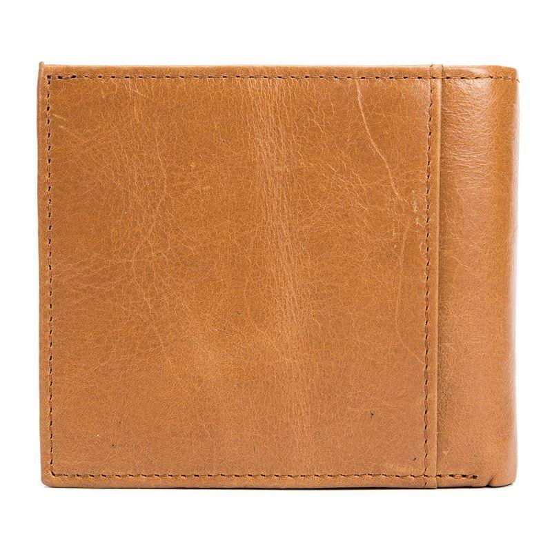 BULLCAPTAIN-Cuir-veritable-Portefeuilles-pour-hommes-Porte-cartes-de-credit-N8T4 miniature 9