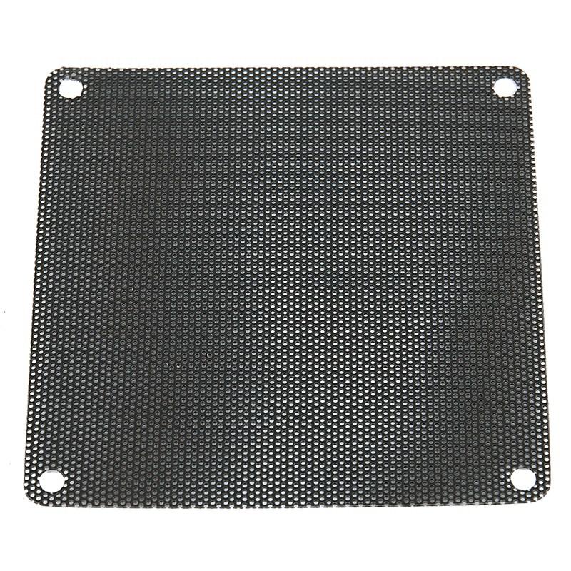 4pcs Fan Rubber Screws Dustproof 120mm Case Fan Dust Filter for Computer PC