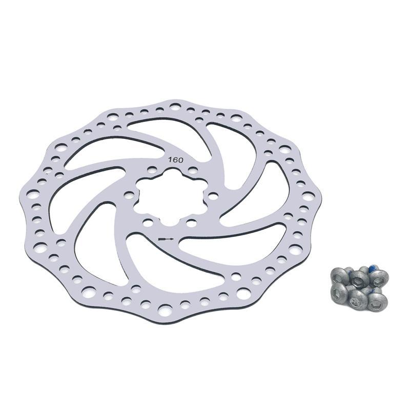 Ensemble-de-frein-a-disque-mecanique-en-alliage-d-039-aluminium-de-velo-de-bicyc-5O4 miniature 4