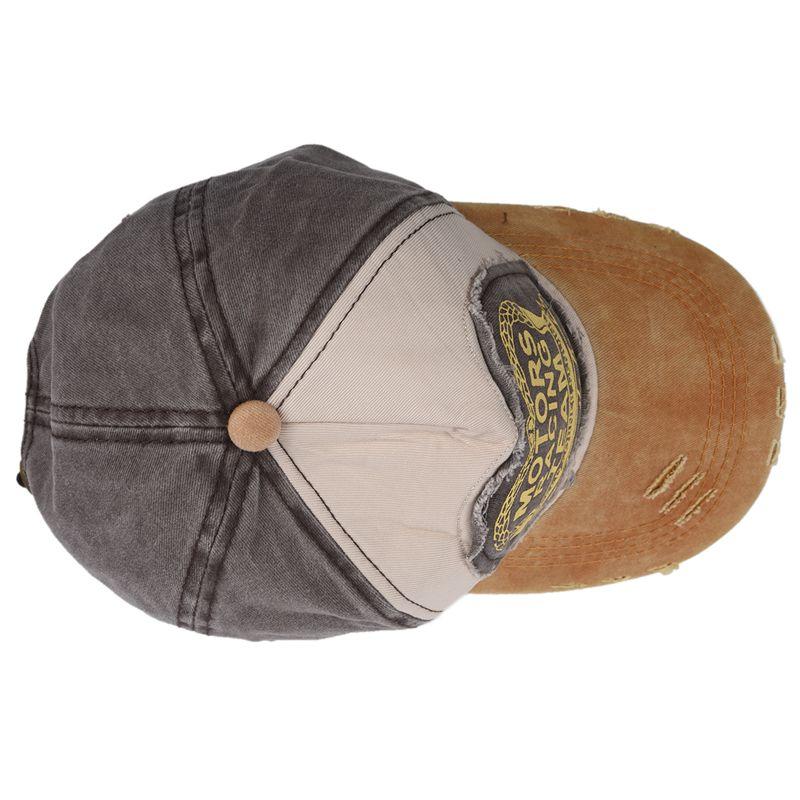 1X-Gorra-de-beisbol-de-Hip-Hop-de-reentrada-de-llano-Sombrero-ajustable-de-9M8 miniatura 12