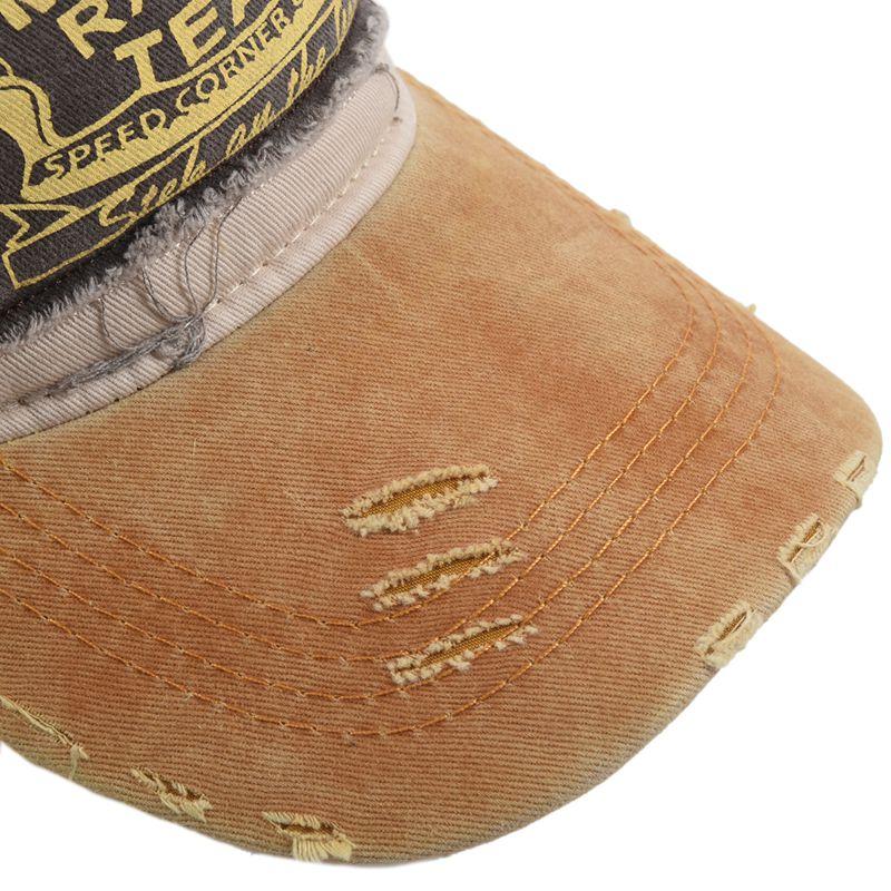 1X-Gorra-de-beisbol-de-Hip-Hop-de-reentrada-de-llano-Sombrero-ajustable-de-9M8 miniatura 16