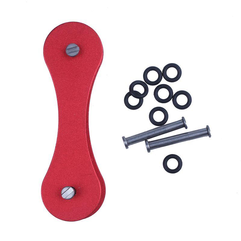 New-Aluminum-Smart-Key-Holder-Organizer-Clip-Folder-Keychain-Pocket-Tool-T3Z2 thumbnail 22