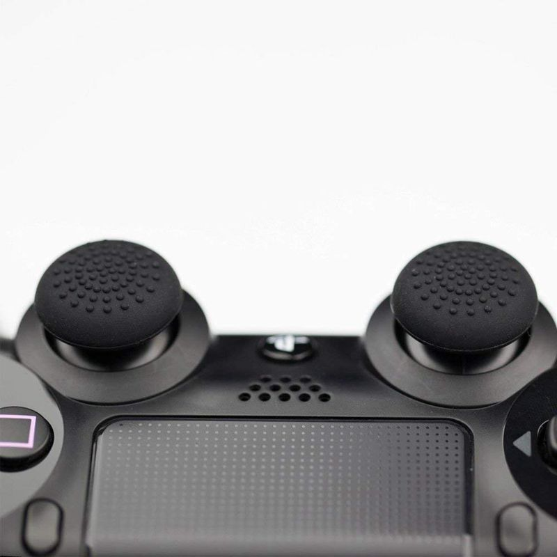 8 Pcs Raised Thumbsticks Joystick Cap Cover For Ps4 Ps3 Switch Pro Xbox One Xbox 360 Ps2 Controller Consumer Electronics