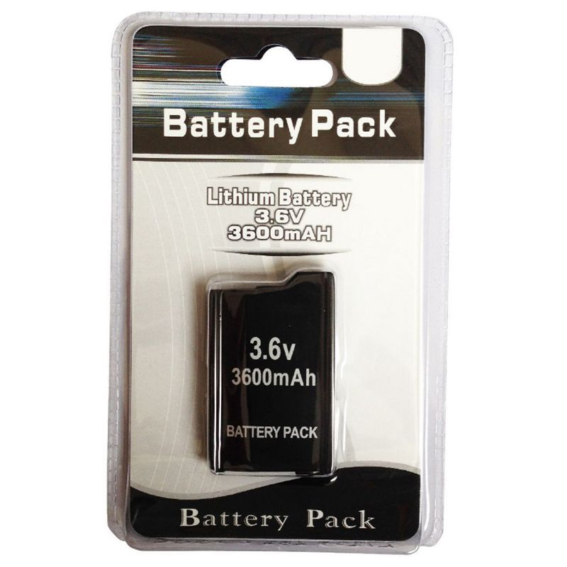 2X-1-pcs-Just-for-Sony-PSP-Battery-SLIM-2000-3000-Replacement-Rechargeable-E8Z2 thumbnail 6