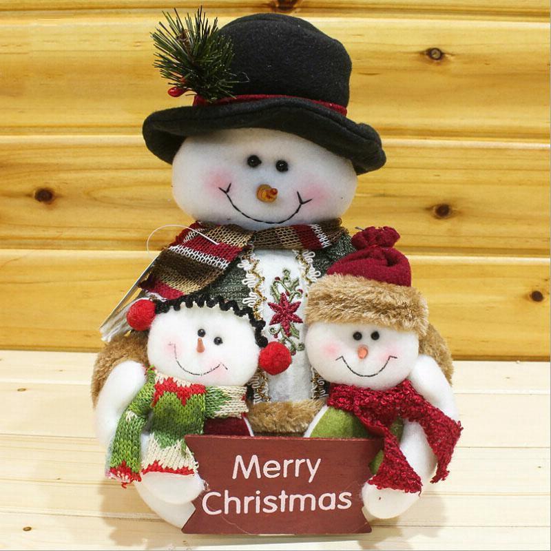 2X-Weihnachten-Puppen-Weihnachtsschmuck-Baum-Haengen-Dekor-Sachen-SpielzeugP6E2 Indexbild 4