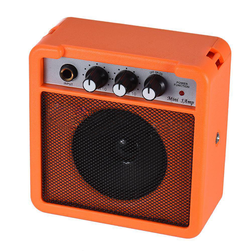 Mini-5-Watt-9V-Battery-Powered-Amp-Amplifier-Speaker-for-Acoustic-Electric-G-DS thumbnail 10
