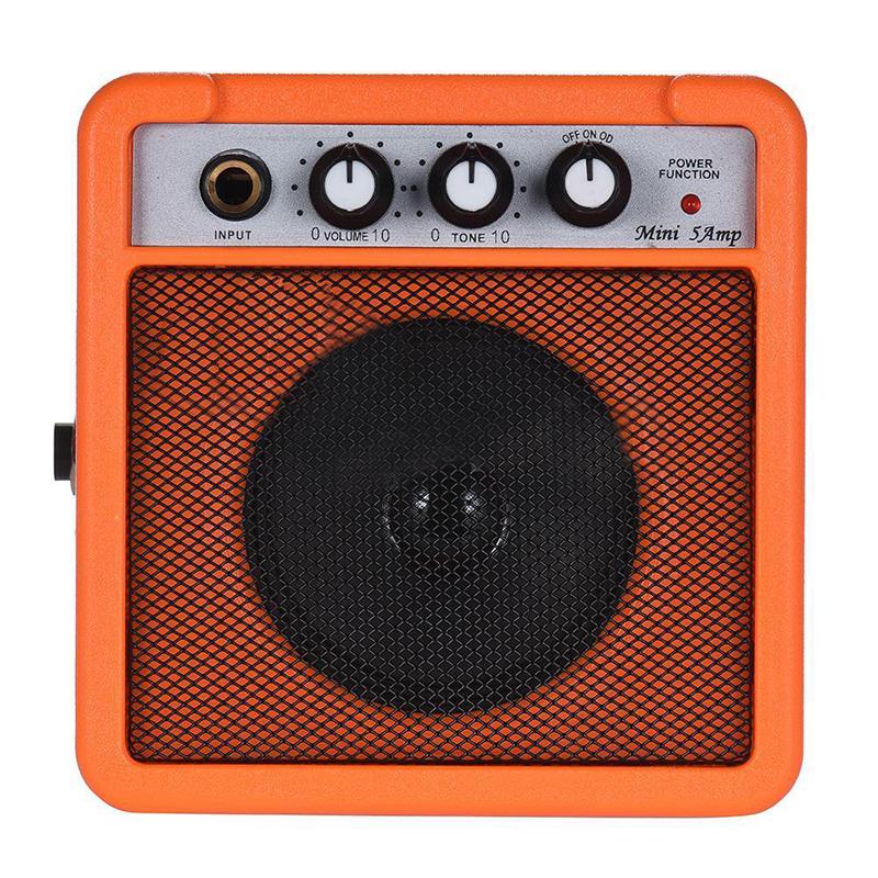 Mini-5-Watt-9V-Battery-Powered-Amp-Amplifier-Speaker-for-Acoustic-Electric-G-DS thumbnail 11