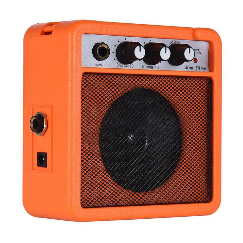 Mini-5-Watt-9V-Battery-Powered-Amp-Amplifier-Speaker-for-Acoustic-Electric-G-DS thumbnail 13