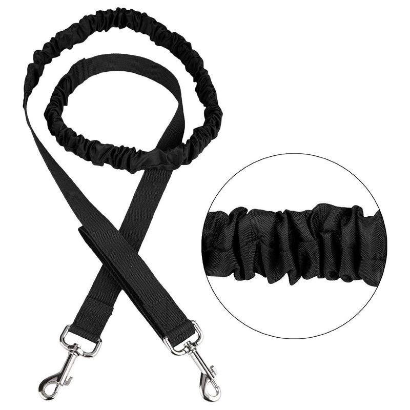 2X-Ceinture-elastique-en-nylon-sangle-corde-laisse-pour-chien-Pour-marcher-C-G9 miniature 14