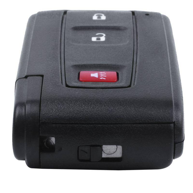 Smart-Remote-Key-Fob-Shell-Case-2-1-Button-pour-2004-2009-Toyota-Prius-P1U4 miniature 7