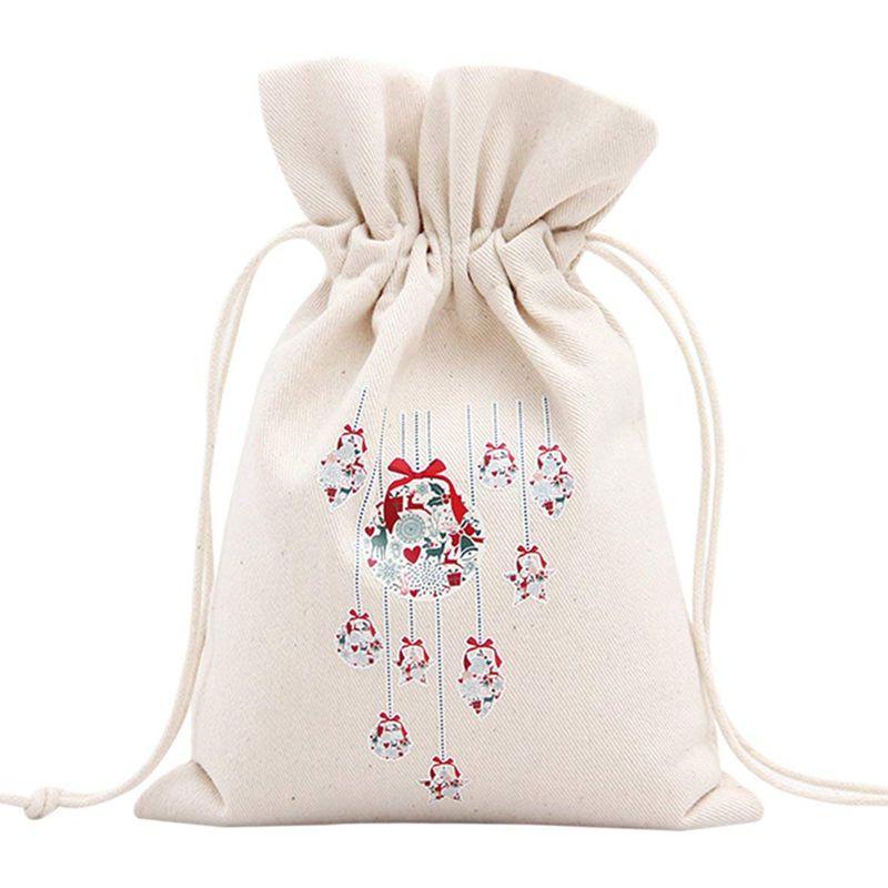 3X-Unique-Design-Grand-Cadeau-De-Noel-Sac-Fete-A-la-MAISON-Decoration-Vintage-Co