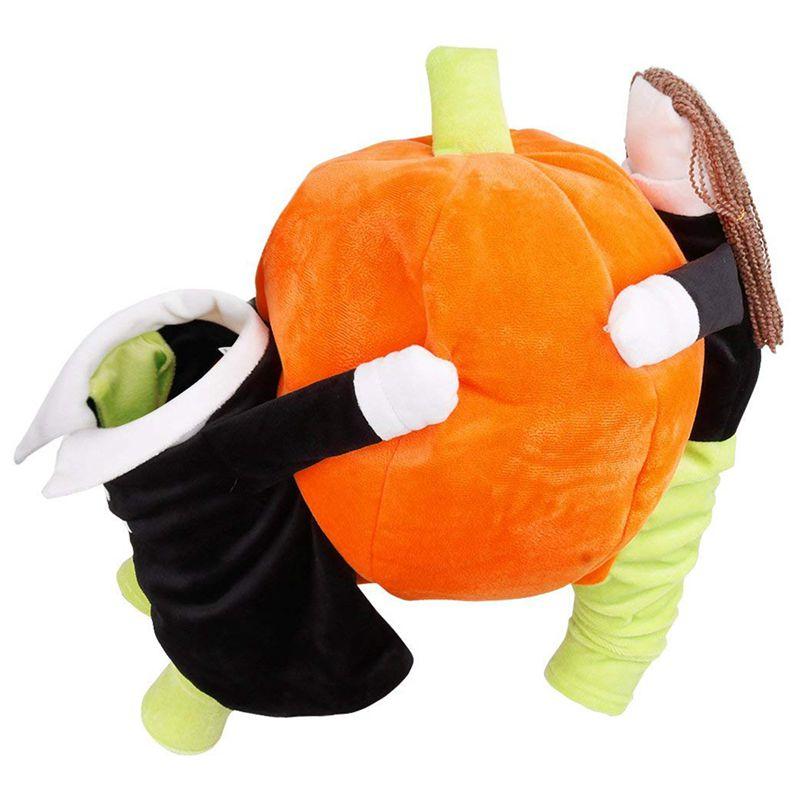 Zucca Halloween Gatto.Dettagli Su Gatto Di Cane Trasporto Costume Fancy Zucca Di Halloween Party Jacket Appar M4t3