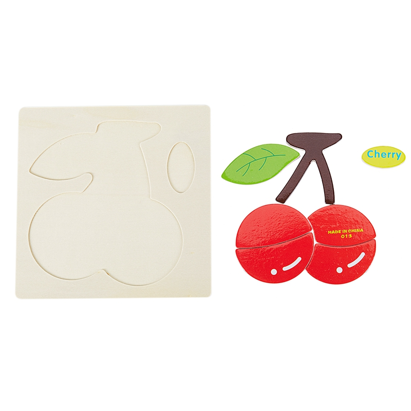 3D Holz Puzzle Puzzle-Spielzeug Fuer Kinder Holz 3d Cartoon Tier Puzzles Int GY Geduldspiele