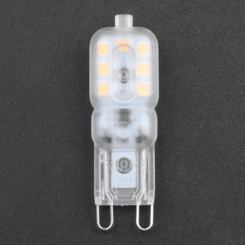 G9-3W-2835-SMD-No-Dimmable-LED-Spot-Light-Energy-Saving-Corn-Bulb-Lamp-220V-J6S1 thumbnail 7