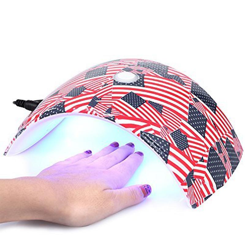 1X-Lampe-a-Ongles-UV-LED-36W-Sechoir-a-Ongles-Agencement-de-Gel-a-Ongle-et-D5Z6 miniature 4