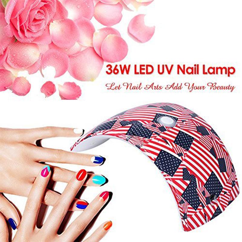 1X-Lampe-a-Ongles-UV-LED-36W-Sechoir-a-Ongles-Agencement-de-Gel-a-Ongle-et-D5Z6 miniature 5