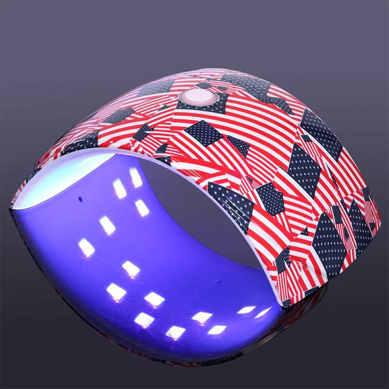 1X-Lampe-a-Ongles-UV-LED-36W-Sechoir-a-Ongles-Agencement-de-Gel-a-Ongle-et-D5Z6 miniature 6