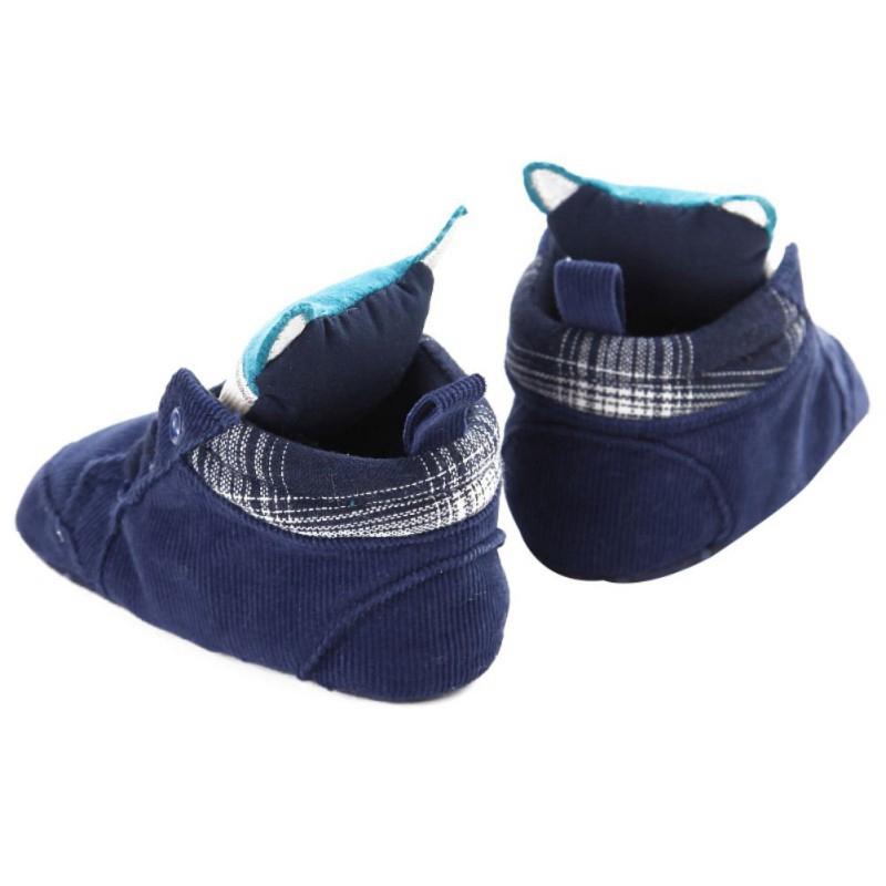 1-paire-de-chaussures-de-bebe-d-039-automne-enfants-garcon-fille-tete-de-renard-U0O3 miniature 5