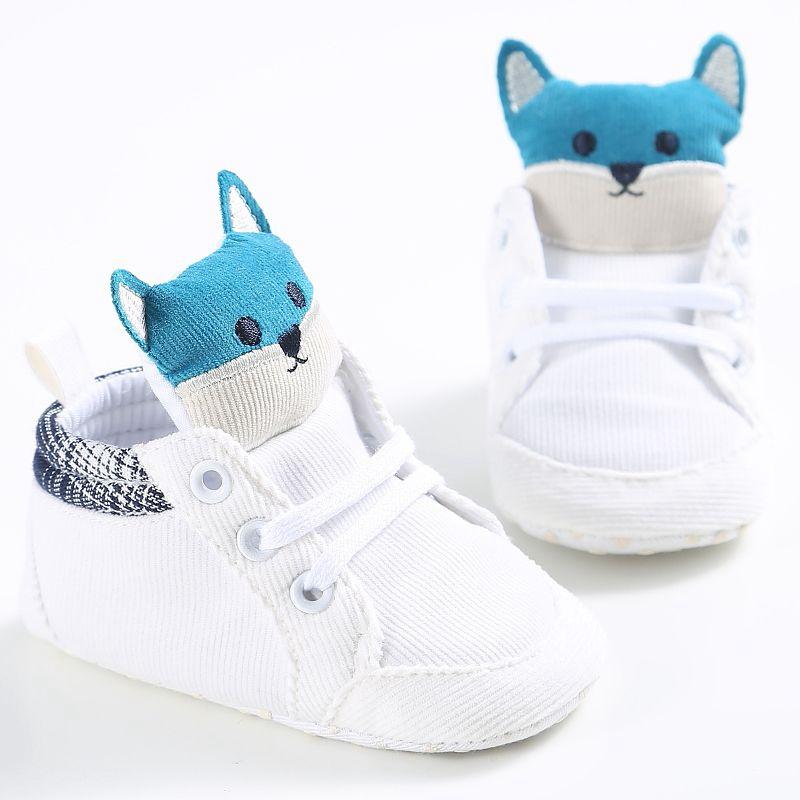 1-paire-de-chaussures-de-bebe-d-039-automne-enfants-garcon-fille-tete-de-renard-U0O3 miniature 11