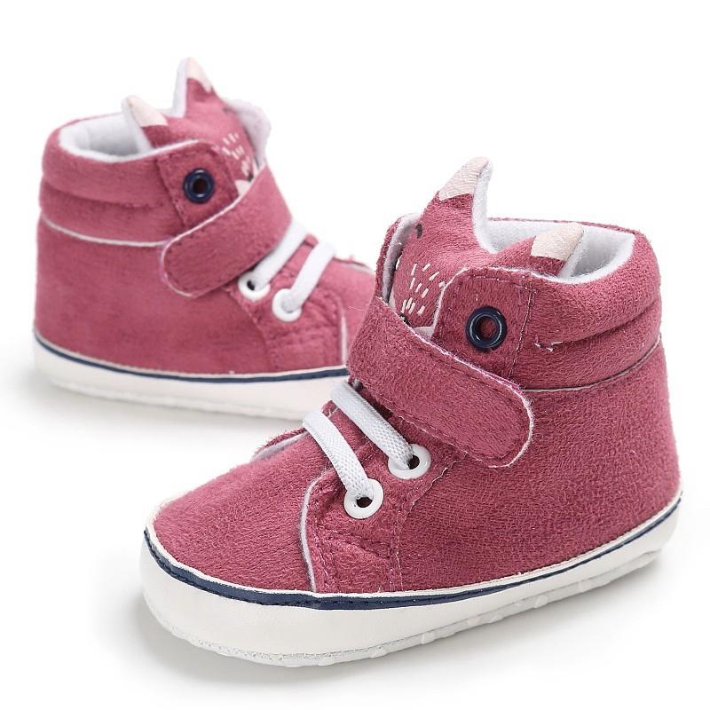 1-paire-de-chaussures-de-bebe-d-039-automne-enfants-garcon-fille-tete-de-renard-G2Q6 miniature 18