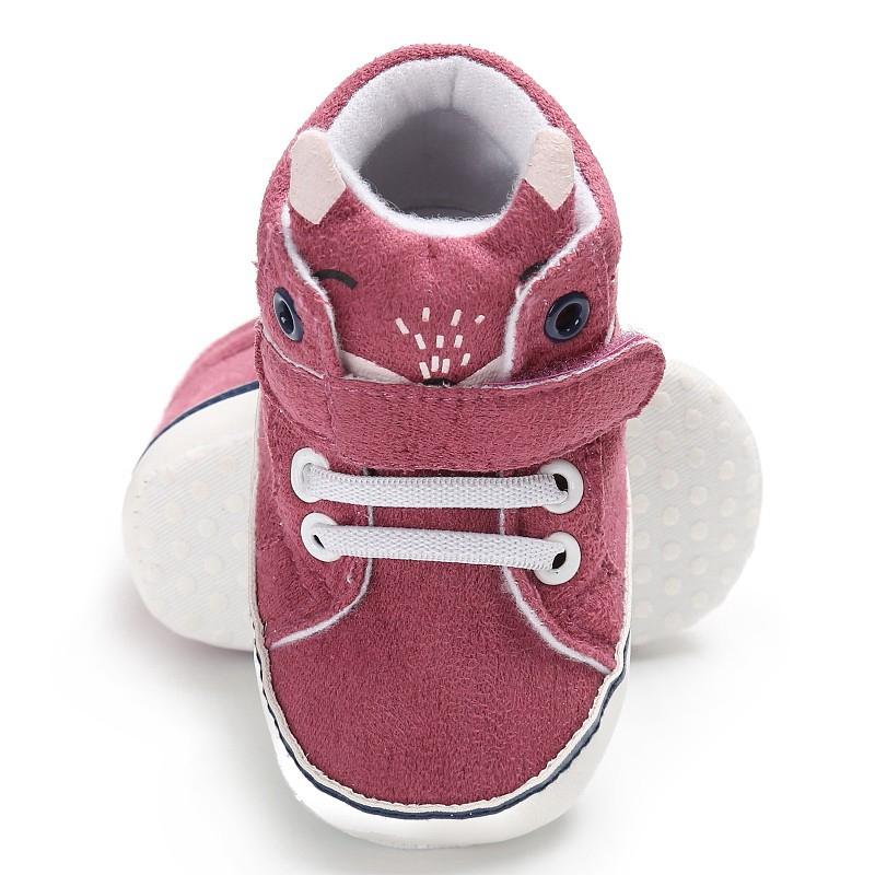 1-paire-de-chaussures-de-bebe-d-039-automne-enfants-garcon-fille-tete-de-renard-G2Q6 miniature 19