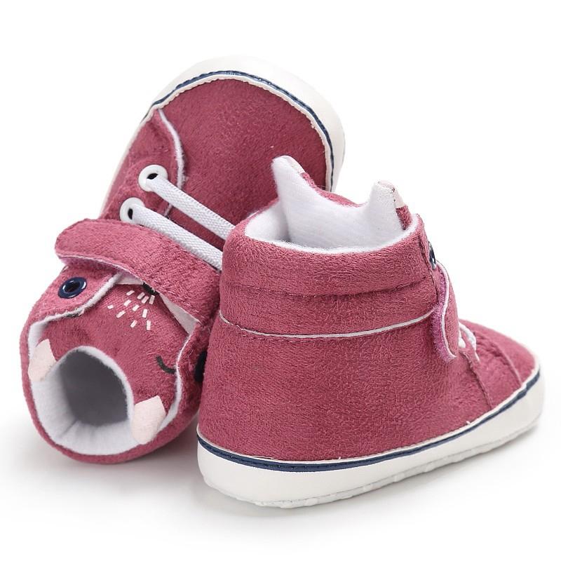 1-paire-de-chaussures-de-bebe-d-039-automne-enfants-garcon-fille-tete-de-renard-G2Q6 miniature 22