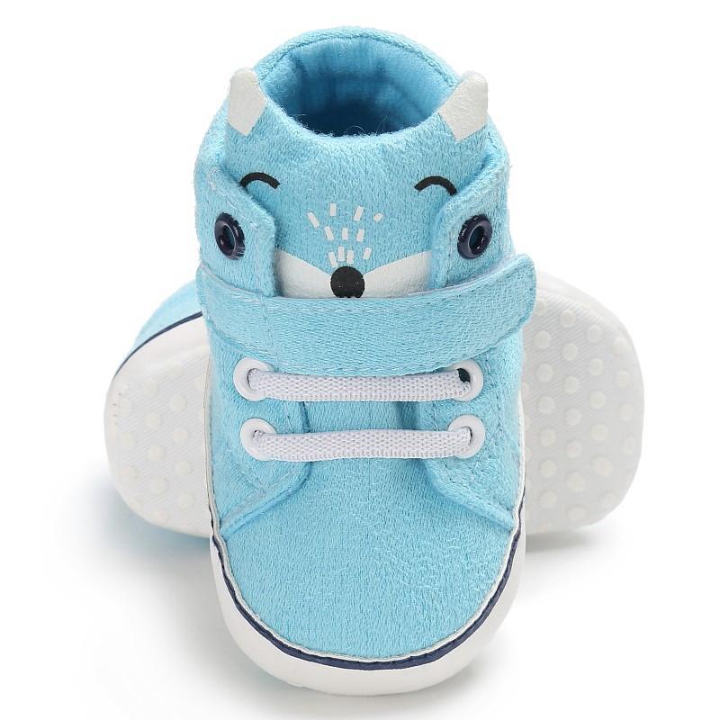 1-paire-de-chaussures-de-bebe-d-039-automne-enfants-garcon-fille-tete-de-renard-G2Q6 miniature 26