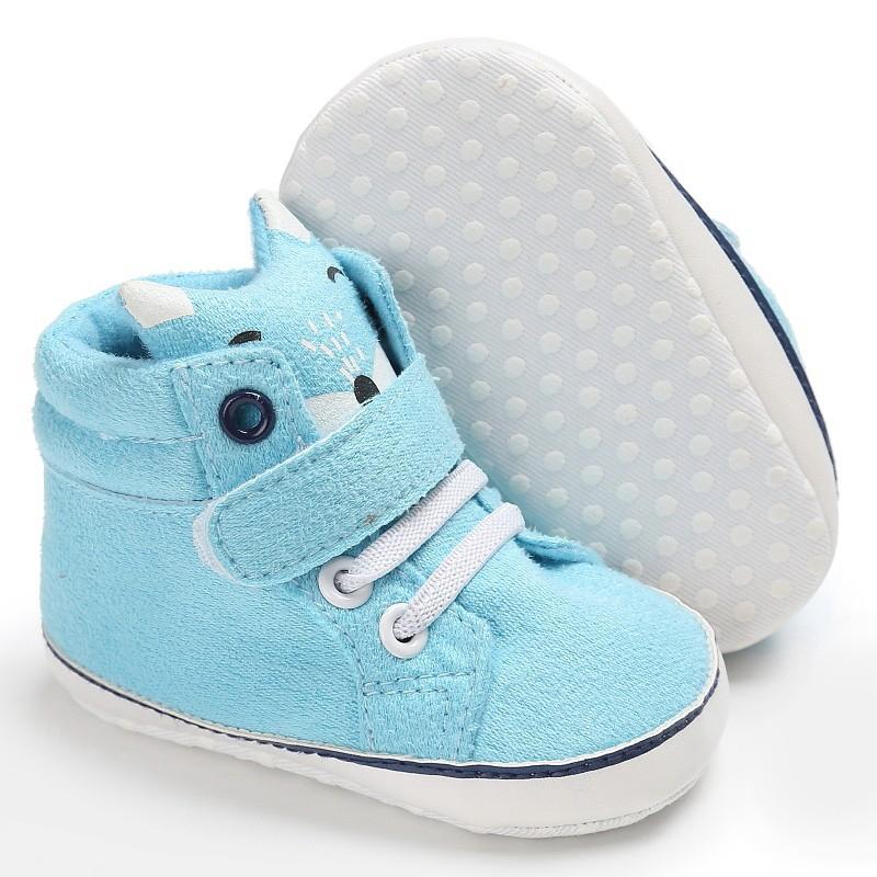 1-paire-de-chaussures-de-bebe-d-039-automne-enfants-garcon-fille-tete-de-renard-G2Q6 miniature 27
