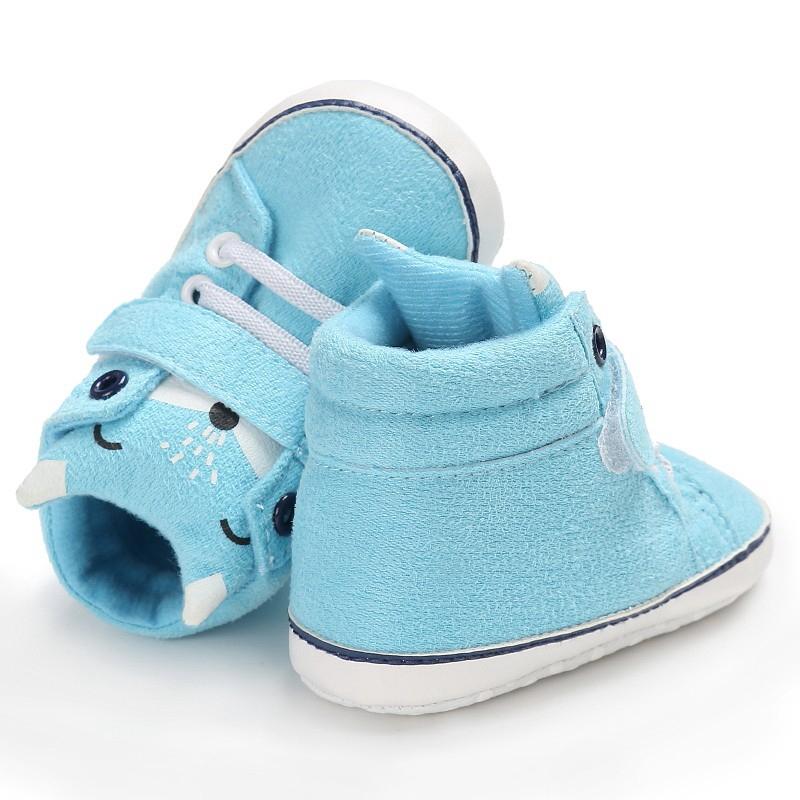 1-paire-de-chaussures-de-bebe-d-039-automne-enfants-garcon-fille-tete-de-renard-G2Q6 miniature 29