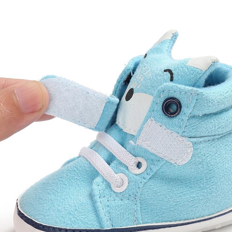 1-paire-de-chaussures-de-bebe-d-039-automne-enfants-garcon-fille-tete-de-renard-G2Q6 miniature 31