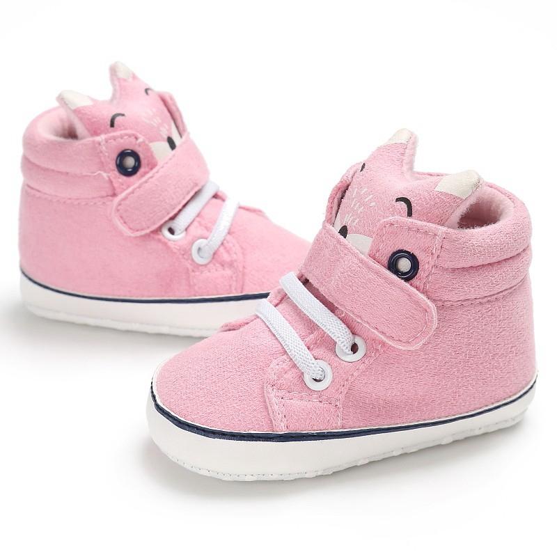 1-paire-de-chaussures-de-bebe-d-039-automne-enfants-garcon-fille-tete-de-renard-G2Q6 miniature 34